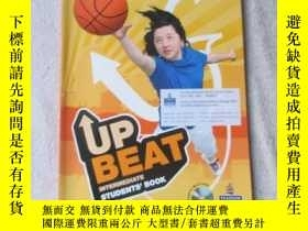 二手書博民逛書店Upbeat罕見Intermediate Students B