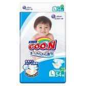 GOO.N日本境內版大王頂級紙尿褲(尿布)L 54片*4包(箱購) 1650元