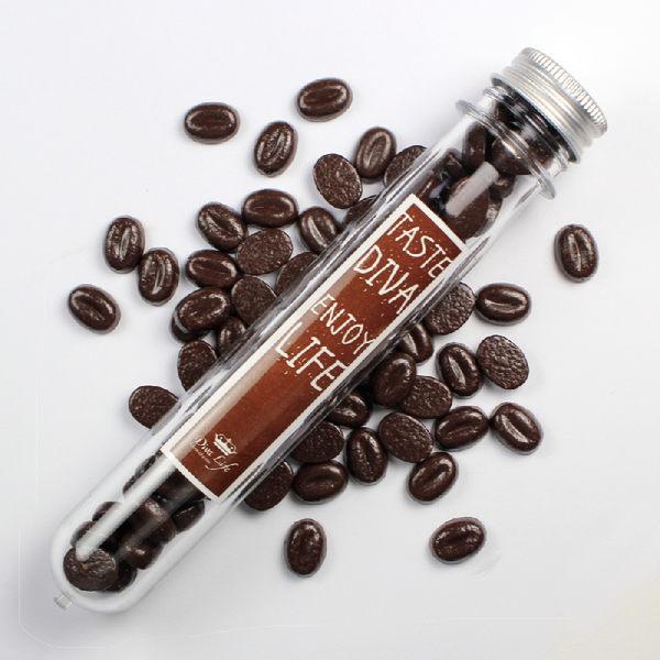 【Diva Life】咖啡豆試管(比利時純巧克力)