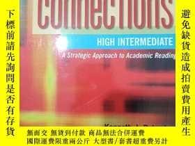 二手書博民逛書店Making罕見Connections High Interme