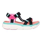 LOTTO 女美型厚底涼鞋(魔鬼氈 海邊 海灘 戲水 游泳 沙灘≡體院≡ LT1AWS3292