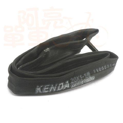 *阿亮單車*KENDA 建大 自行車20X1-1/8內胎,美式氣嘴《H00-804》