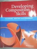【書寶二手書T9/語言學習_QEG】Developing Composition Skills: Academic Wr