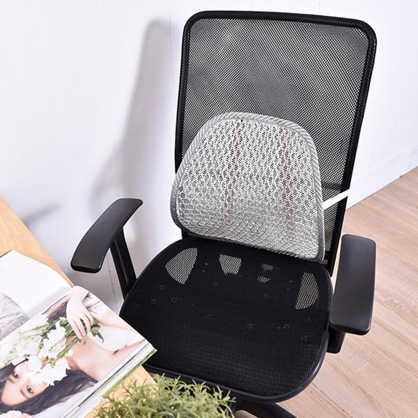 辦公椅 電腦椅 椅子 書桌椅 凱堡 Aniki全網高背T字型扶手辦公椅/電腦椅(送網腰腰靠) 【A14084】