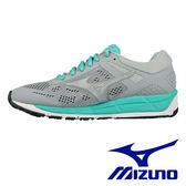 【MIZUNO促銷6折】 MIZUNO SYNCHRO MX 2 女 綠白運動鞋 J1GF171903