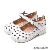包頭女童涼鞋
