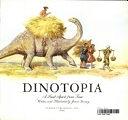 二手書博民逛書店 《Dinotopia: A Land Apart from Time》 R2Y ISBN:1878685899│Turner Pub