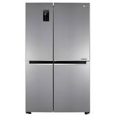 LG 821公升門中門對開-銀冰箱GR-DL88SV