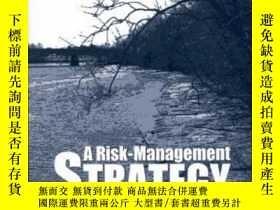 二手書博民逛書店A罕見Risk Management Strategy For Pcb-contaminated Sediment