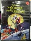挖寶二手片-B54-正版DVD-動畫【聖誕夜驚魂】-提姆波頓監製 碰碰猴導演(直購價)