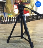 單反攝像機三腳架液壓阻尼專業相機攝影三角架直播電影DV視頻錄像 教主雜物間