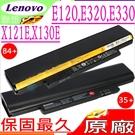 LENOVO E120,E145 電池(原廠)- E125,X121E,84+, 42T4962,42T4943,036292,036311,45N1056, 45N1057,45N1058