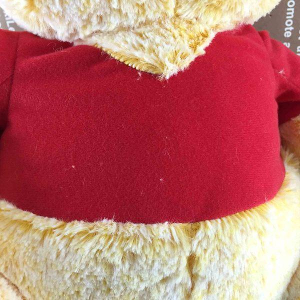 【震撼精品百貨】Winnie the Pooh 小熊維尼~絨毛娃娃~黃白