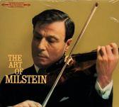 【停看聽音響唱片】【CD】THE ART OF MILSTEIN:Nathan Milstein