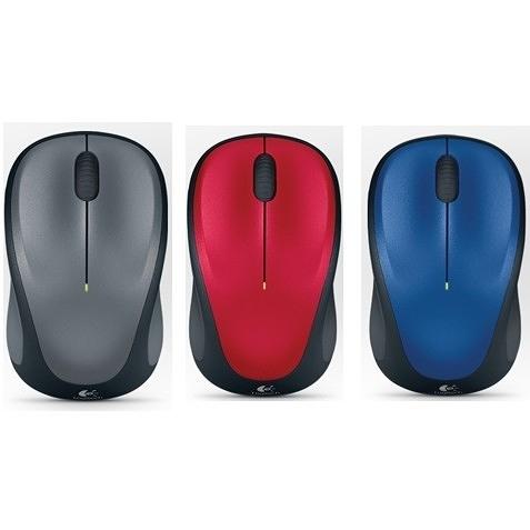 『時尚監控館』滑鼠 Logitech 羅技 無線滑鼠 M235 光學追蹤定位 2.4 GHz 無線連線 含稅