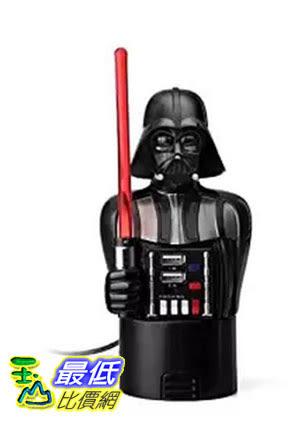 [美國直購] ThinkGeek 星際大戰 Star wars 黑武士 車用充電器 darth Vader USB car charger 週邊商品