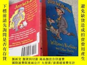 二手書博民逛書店meet罕見just William就見見威廉吧。Y200392