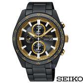 SEIKO 精工 SSC659P1 (V176-0AV0K) 太陽能 三眼計時 男錶