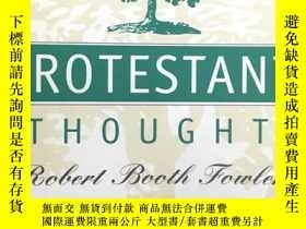 二手書博民逛書店英文原版:The罕見greening of protestant