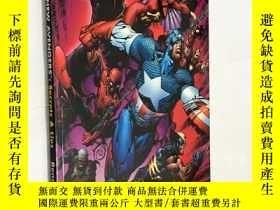 二手書博民逛書店Marvel罕見New Avengers Vol 3: Secrets And Lies 漫威新復仇者聯盟3:秘密