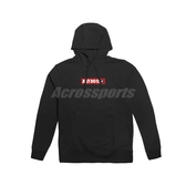 Nike 長袖T恤 NSW JDI Hoddie 黑 紅 男款 帽T 運動休閒 【ACS】 CJ9952-010