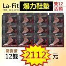 lafit爆力鞋墊雙12活動-腰腿有力 ...