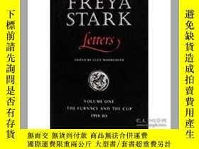二手書博民逛書店Freya罕見Stark Letters, Vol. 1: Th