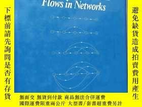 二手書博民逛書店THEORY罕見of NETS:Flows in Network