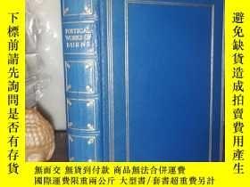 二手書博民逛書店1939年罕見THE POETICAL WORKS OF ROB