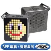 [富廉網] 【INTOPIC】LED無線喇叭 SP-HM-BT190