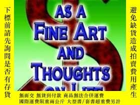 二手書博民逛書店Speculation罕見As A Fine Art And Thoughts On Life-思辨藝術與人生思考