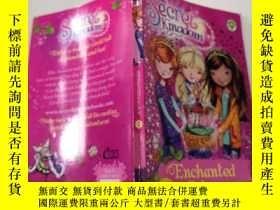 二手書博民逛書店Enchanted罕見Palace :魔法的宮殿Y212829