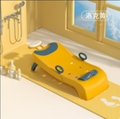 兒童洗頭椅 兒童洗頭躺椅可折疊洗頭神器寶寶小孩坐洗發洗頭發床凳子【快速出貨八折搶購】