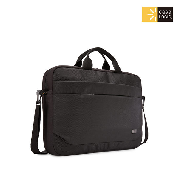 Case Logic-ADVANTAGE 15.6吋電腦側背包ADVA-116-黑