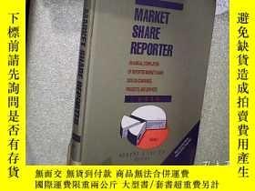 二手書博民逛書店MARKET罕見SHARE REPORTER 2008 Volu
