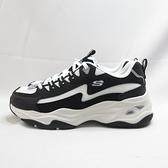 Skechers D LITE 4.0 老爹鞋 休閒鞋 女款 149491BKW 黑【iSport愛運動】