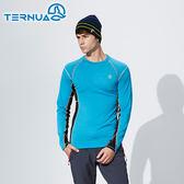 TERNUA 男POLARTEC彈性保暖中層衣1205353 / 城市綠洲(西班牙品牌.排汗快乾.抗臭)