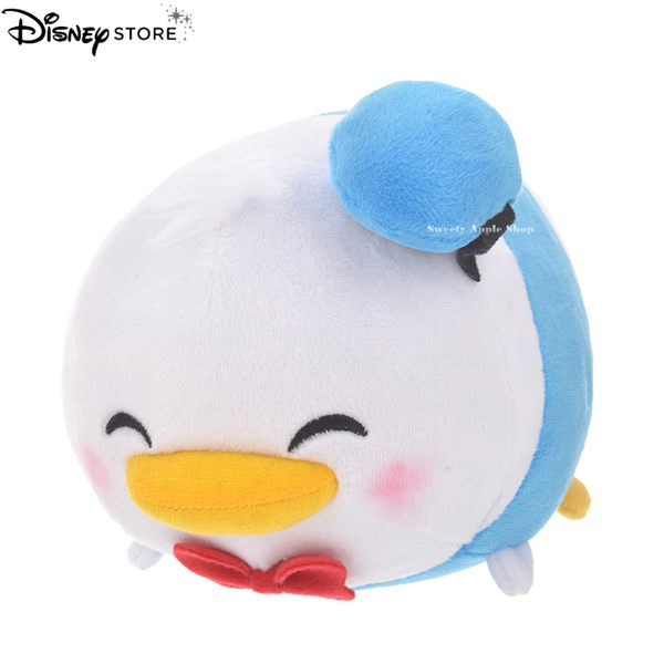日本 Disney Store 迪士尼商店 限定  TSUM TSUM 茲姆茲姆樂園 米奇 玩偶娃娃(S)