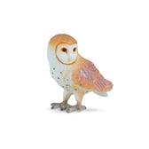 【永曄】collectA 柯雷塔A-英國高擬真動物模型-飛禽動物系列-貓頭鷹
