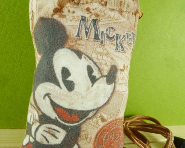 【震撼精品百貨】Micky Mouse_米奇/米妮 ~ 拉繩收納袋-米奇