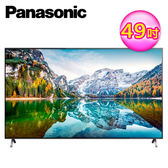 【Panasonic 國際牌】49吋 4K UHD 液晶電視 TH-49GX800W+視訊盒