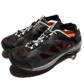 Merrell 涼鞋 Zeolite Edge Shandal 黑 綠 女鞋 戶外 溯溪【PUMP306】 ML342312