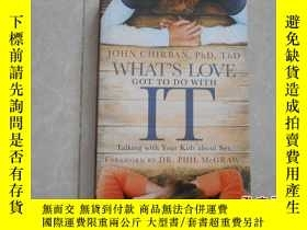 二手書博民逛書店Whats罕見Love Got to Do with It: T
