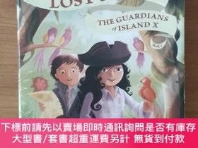 二手書博民逛書店The罕見Guardians of Island Ⅹ book2 The ship of Lost Souls