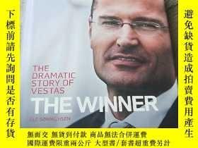 二手書博民逛書店THE罕見WINNER THE DRAMATIC STORY OF VESTASY17249 THE WINN