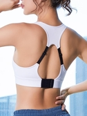 運動內衣 夏跑步防震聚攏瑜伽健身背心式薄款文胸bra 此商品不接受退貨或退換