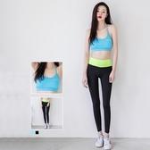 瑜珈服運動套裝(兩件套)-無鋼圈美背緊身速乾女健身衣2色73mt24[時尚巴黎]