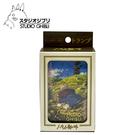 【日本正版】宮崎駿 霍爾的移動城堡 壓克力盒 撲克牌 日本製 霍爾 卡西法 吉卜力 ENSKY - 472634