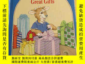 二手書博民逛書店Gertie s罕見Great Gifts23470 看圖 看圖