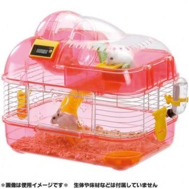 MARUKAN 小動物鼠用 雙層計步鼠籠M MR-953 x 1入